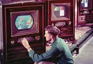 History of television from the 1800's to current time